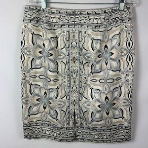 White House Black Market Skirts - White House Black Market Sz 14 Skirt Pencil Bead